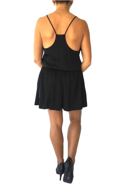 Milly of New York Jumper Shorts Lbd Dress Image 1