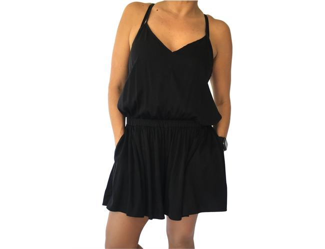 Milly of New York Jumper Shorts Lbd Dress Image 2