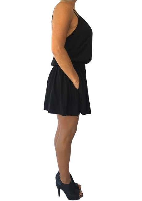 Milly of New York Jumper Shorts Lbd Dress Image 3