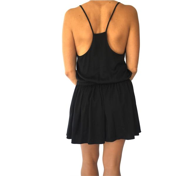 Milly of New York Jumper Shorts Lbd Dress Image 4