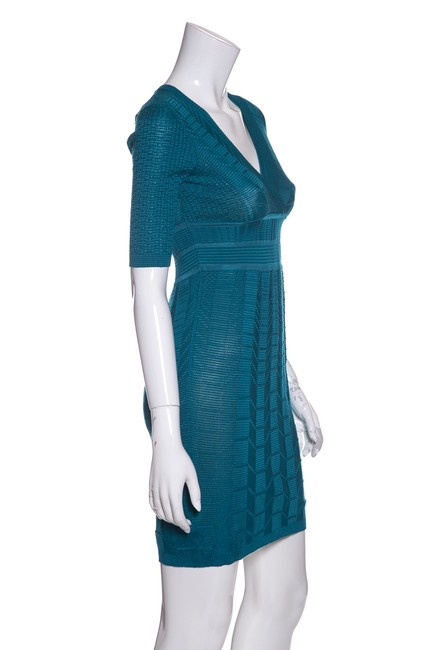 M Missoni short dress Teal on Tradesy Image 1