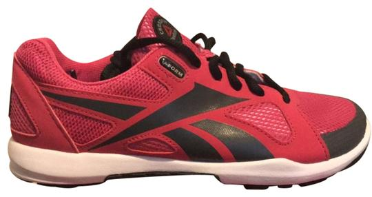 Reebok raspberry and black Athletic Image 0