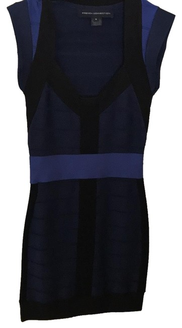 Preload https://img-static.tradesy.com/item/23125152/french-connection-blue-mid-length-short-casual-dress-size-0-xs-0-1-650-650.jpg