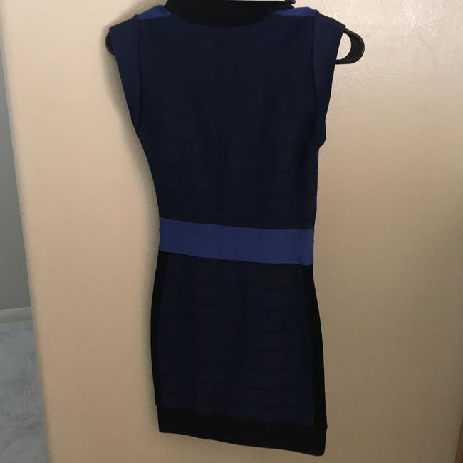French Connection short dress blue on Tradesy Image 1