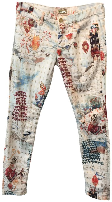 Item - Multicolor The Looker Skinny Jeans Size 6 (S, 28)