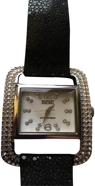 Item - Black Crystal Watch