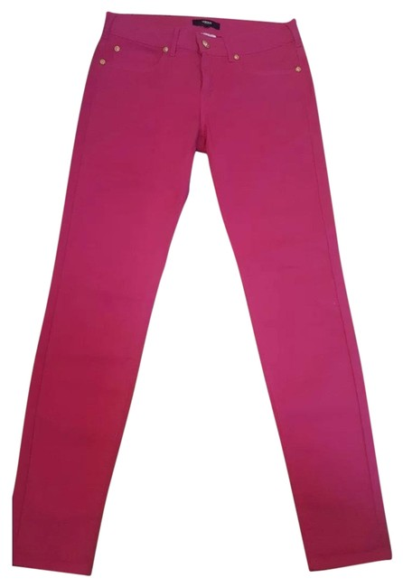Preload https://img-static.tradesy.com/item/23125655/versace-jeans-collection-pink-light-wash-straight-leg-jeans-size-4-s-27-0-1-650-650.jpg