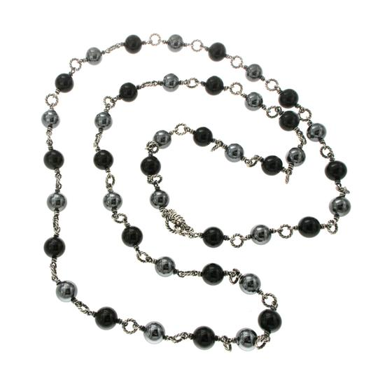 Preload https://img-static.tradesy.com/item/23125806/david-yurman-tahitian-pearl-and-black-onyx-bijoux-necklace-0-0-540-540.jpg