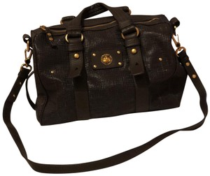 Marc by Marc Jacobs Satchel in Chocolate Brown