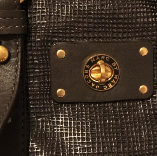Marc by Marc Jacobs Satchel in Chocolate Brown Image 2