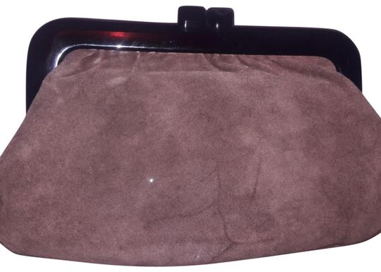 Preload https://img-static.tradesy.com/item/23125866/vintage-suede-and-lucite-clutch-0-4-540-540.jpg