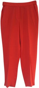 J.Crew Easy Fit Pull-on Capri/Cropped Pants Melon