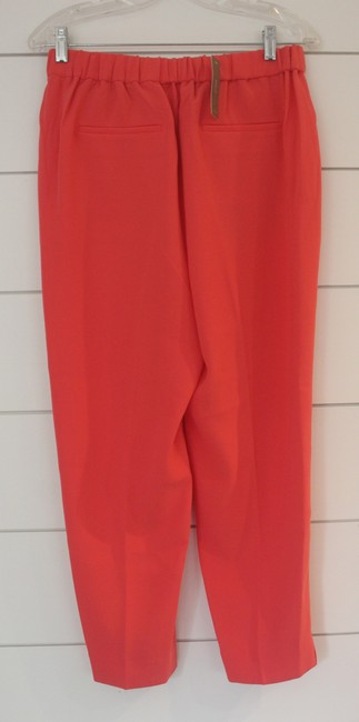 J.Crew Easy Fit Pull-on Capri/Cropped Pants Melon Image 1