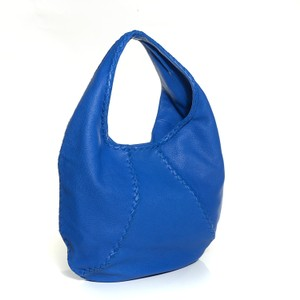 Bottega Veneta Shoulder Oversized Bright Hobo Bag