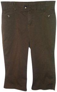 Dockers Capris Brown