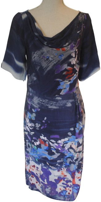 Preload https://img-static.tradesy.com/item/23126256/anthropologie-multi-watercolor-mid-length-workoffice-dress-size-8-m-0-1-650-650.jpg