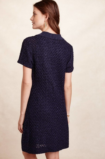 Anthropologie Knit Shift Dress Image 1