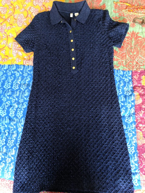 Anthropologie Knit Shift Dress Image 3