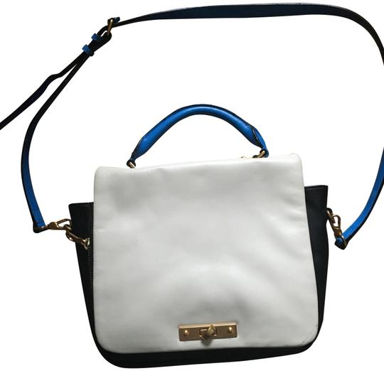 Preload https://img-static.tradesy.com/item/23126633/marc-by-marc-jacobs-columbus-goodbye-white-and-blue-leather-satchel-0-3-540-540.jpg