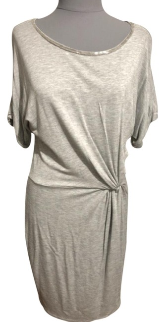 Preload https://img-static.tradesy.com/item/23126875/juicy-couture-grey-knot-short-casual-dress-size-2-xs-0-3-650-650.jpg