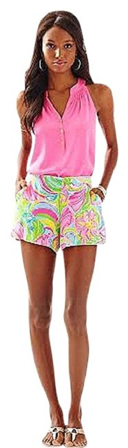 Preload https://img-static.tradesy.com/item/23127127/lilly-pulitzer-multicolor-new-w-tag-jeannie-a-peeling-shorts-size-4-s-27-0-0-650-650.jpg
