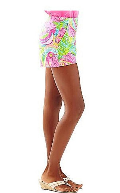 Lilly Pulitzer New Spring New New Spring Spring Spring Shorts multicolor Image 1