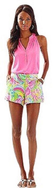 Lilly Pulitzer New Spring New New Spring Spring Spring Shorts multicolor Image 2