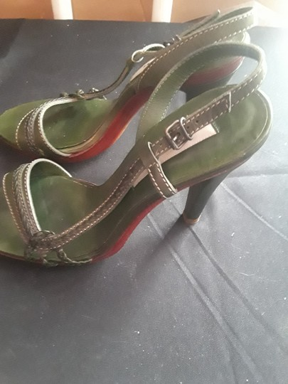 Marc by Marc Jacobs Olive green Pumps Image 1