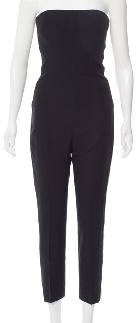 Item - Black Jumpsuit Italy 40/ Us Pant Suit Size 4 (S)