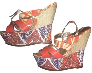 London Rebel Wedges