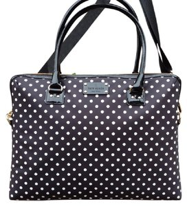 Kate Spade Polka Dot And Laptop Bag