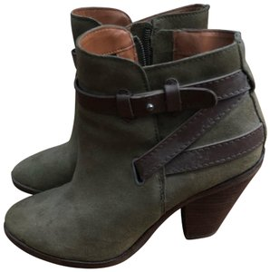 Dolce Vita Green and brown. Boots