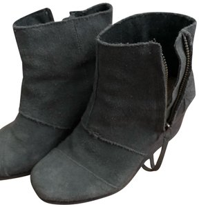 TOMS Grey Boots