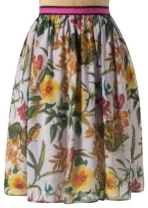 Corey Lynn Calter Spring Flowy Night Out Casual Skirt Floral