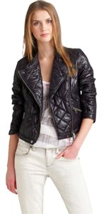 Burberry Quilted Nylon Sporty Weekend Black Jacket