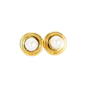 Vita Fede Double Titan Pearl Earrings