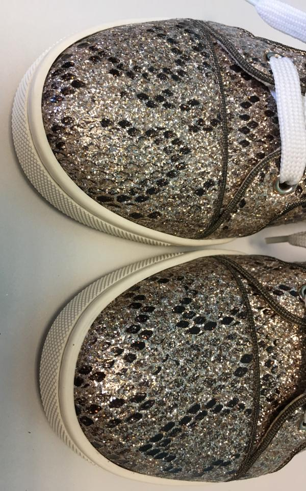 Print Lace Top Christian Glitter Classic Leather Rocca Gondoliere Snake up Sneakers Low Louboutin Gold 0awCBq