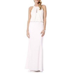 Optic White Maxi Dress by Laundry by Shelli Segal