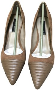 Steven by Steve Madden Taupe Pumps