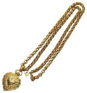 Nina Ricci NINA RICCI Heart Gold plated necklace