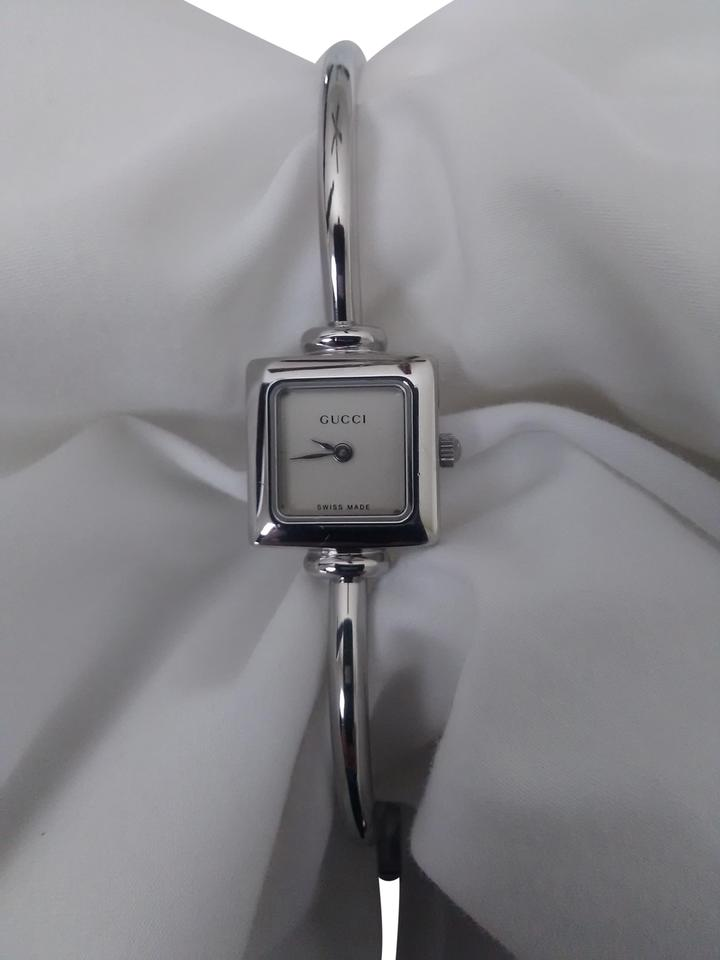 03dcebf1c38 Gucci Gucci 1900L Stainless Steel Quartz Watch Image 0 ...