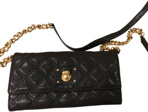 Marc Jacobs Chanel Clutch Wallet Quilted Cross Body Bag