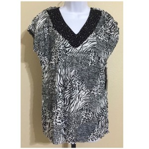 Notations Top Black & White