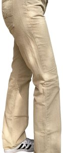 7 For All Mankind Boot Cut Pants tan