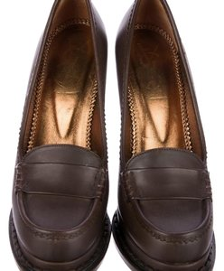Saint Laurent brown Pumps