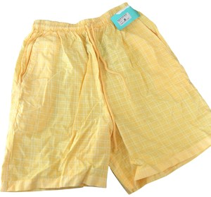 Fresh Produce Mini/Short Shorts Yellow