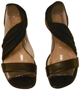John Richmond Black Sandals