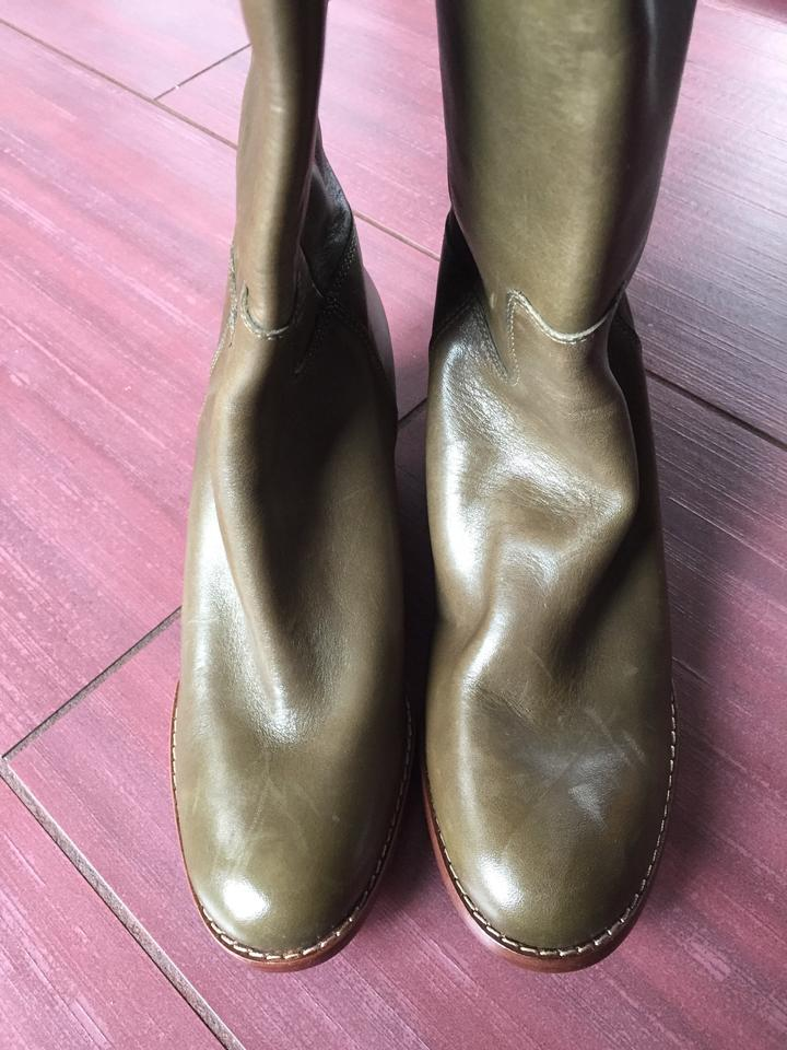955fcaf8b62 Cole Haan Olive Green New Wesley Boots/Booties Size US 6 Regular (M, B) 62%  off retail