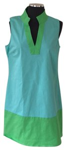 Sail to Sable short dress Aquamarine With spring green on Tradesy