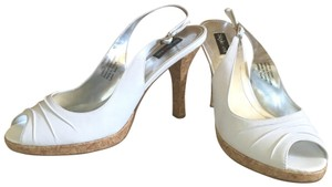Style & Co white Sandals